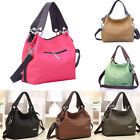 Women Leather Satchel Messenger Handbag Shoulder Bag Tote Crossbody Hobo New