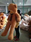 GIANT HUGE BIG STUFFED ANIMALS TEDDY BEAR PLUSH BABY SOFT TOYS DOLL GIFT