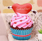 Creative 3D Simulation Ice Cream Cake Sofa Pillow Plush Toy Cushions Kids Gift