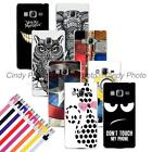 For Samsung Galaxy Z3 Micro USB Sync Data Charger Cable Cover Case Hard Plastic