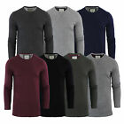 Kyпить Mens T-Shirt by Brave Soul Prague Cotton Long Sleeved Crew Neck Casual Top на еВаy.соm