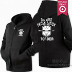 Anime World Trigger BORDER Hooded Sweater Unisex Sweater Hoodie S-XXL