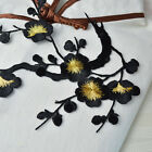 Blossom Applique Embroidery Iron On Patch
