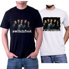 Switchfoot T-Shirt, American alternative rock band, Black or White Tee