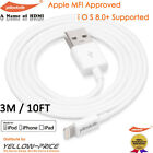 Top-Quality Charging Data Cable 8Pin for iPhone7 iPad iPod Rapid USB Car Charger