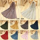 Fashion Charm Women Long Scarf Cotton Indian Large Scarves Ladies Shawl New #055