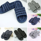 Men's Bathroom Durable Slippers Antiskid Couples Household Cool Shower Slippers