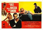 Home Wall Print - Vintage Movie Film Poster FROM RUSSIA WITH LOVE 2 A4,A3,A2,A1 £8.99 GBP