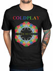 Coldplay Hymn For The Weekend Unisex Black T Shirt Tours S - XXL