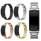 Stainless Steel Accessory Metal Watch Band Wrist Strap For Samsung Gear fit2