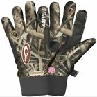 Drake Waterfowl DW4505 Men's Realtree Max 5 MST Windstopper Fleece Gloves