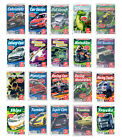 ACE TRUMPS - Huge 24 Pack Range To Choose From (Card/Game/Toy/Gift/Travel)
