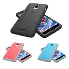 For OnePlus 3 / 3T POETIC Revolution w/ Built-In Screen Protector Case Cover NEW