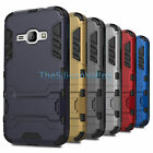 Shockproof Hybird Armor stand Case Cover For Samsung Galaxy Express 3 / Prime