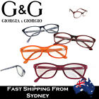 G&G Ladies Fashion Reading Glasses for Small Head Pertite 4 colors +1.0~+3.5