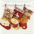 Creative Large Foot Shape Candy Christmas Decorative Gift Shopping Bag 27*46CM