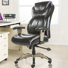 Luxury High Back Leather Swivel Recliner Computer Gaming Executive Office Chair