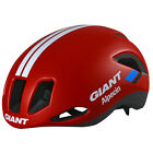 Giant-Alpecin Team Rivet Helmet Road Bike MTB Cycling Bicycle Helmets M/L Red