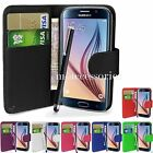 WALLET CASE POUCH PU LEATHER COVER FOR SAMSUNG GALAXY J5 2016 SM-J510 MOBILE