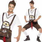 Rude Funny Oktoberfest Costume Germany Festival Stag Fancy Dress Smiffys 43399