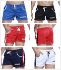 New Mens Sport pants trunk boxer brief shorts lounge underwear Size M,L,XL# QT07