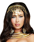 Gold Coin Crown - Dreamgirl 9523