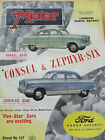 THE MOTOR MAGAZINE OCT 1952 EARLS COURTIERS AUSTIN HEALEY CARRIAGEWORK STANDS