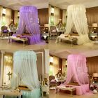 HOT Insect Bed Dome Canopy Curtain Elegant Lace Home Mosquito Net Bed Round