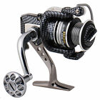 SSG Fishing Spinning Reel 13BB Metal Body Saltwater Freshwater Left Right Handed