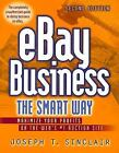 eBay Business the Smart Way Second Edition by Joseph Sinclair Book 2004
