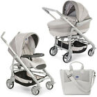 Chicco DUO LOVE 2-in-1 MADE in ITALY Stroller & Carrycot Newborn Pram Pushchair