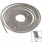 5M Door Window Frame Draught Excluder Brush Pile Stormguard Seal Weather Strip