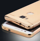 Hot ! Thin Slim 3IN1 Plating Shockproof Armor Case Cover for Huawei Honor 5x