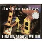 BOO RADLEYS Find The Answer Within CD 6 Track Promo B/w Don't Take Your Gun To