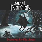 Doomsday For The Heretic Metal Inquisitor Audio CD