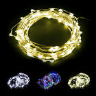 30/40/50LED 3/4/5M Waterproof Wire String Fairy PartyWedding ChristmasXmas Light