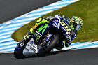 Valentino Rossi - Yamaha 2016 - A1/A2/A3/A4 Photo/Poster Print - Phillip Island