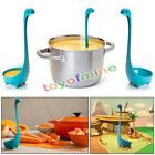 Cute Design Nessie Kitchen Bar Gifts Home Soup Ladle Loch Ness Monster Spoons