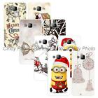 For Samsung Galaxy On7 O7 G600 G6000 New Year Christmas Hard Plastic Cover Case