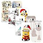 For Samsung Galaxy S6 Edge G9250 New Year Christmas Hard Plastic Cover Case