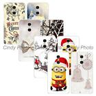 """For Xiaomi Redmi Pro 5.5"""" New Year Christmas Reindeer Hard Plastic Cover Case"""