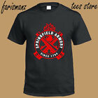 New SPRINGFIELD ARMORY Logo Since 1794 Men's Black T-Shirt Size S to 3XL image