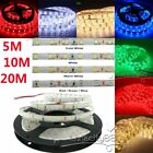 5630 SMD 300led/5M Flexible LED Strip Rope Tape Light Lamp for Truck Boat Garden