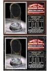 2016 World Series Champions Chicago Cubs Photo Plaque