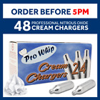8g Pro Whip Whipped Cream Chargers - Whippers Dispensers N2O NOS NOZ MOSA