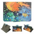 """Pikachu Case for Nextbook Ares7 2015 NXA7QC132 Universal7"""" 7.9"""" PU Leather Cover"""