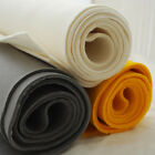 100% Wool Felt Fabric - 3mm Thick - Made in Western Europe 180cm Wide x 1 Metre