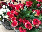 Silk Artificial Flowers - 37 Varieties - Bulk Discounts