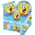 SPONGEBOB SQUAREPANTS (Amscan) Birthday Party Range - Tableware & Decorations