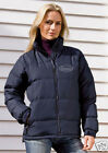 Ridemaster Horse Riding Women's Holkham Down Feel Jacket All Sizes Black or Navy